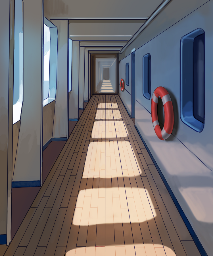 bienvenue à bord © Multifaces Editions