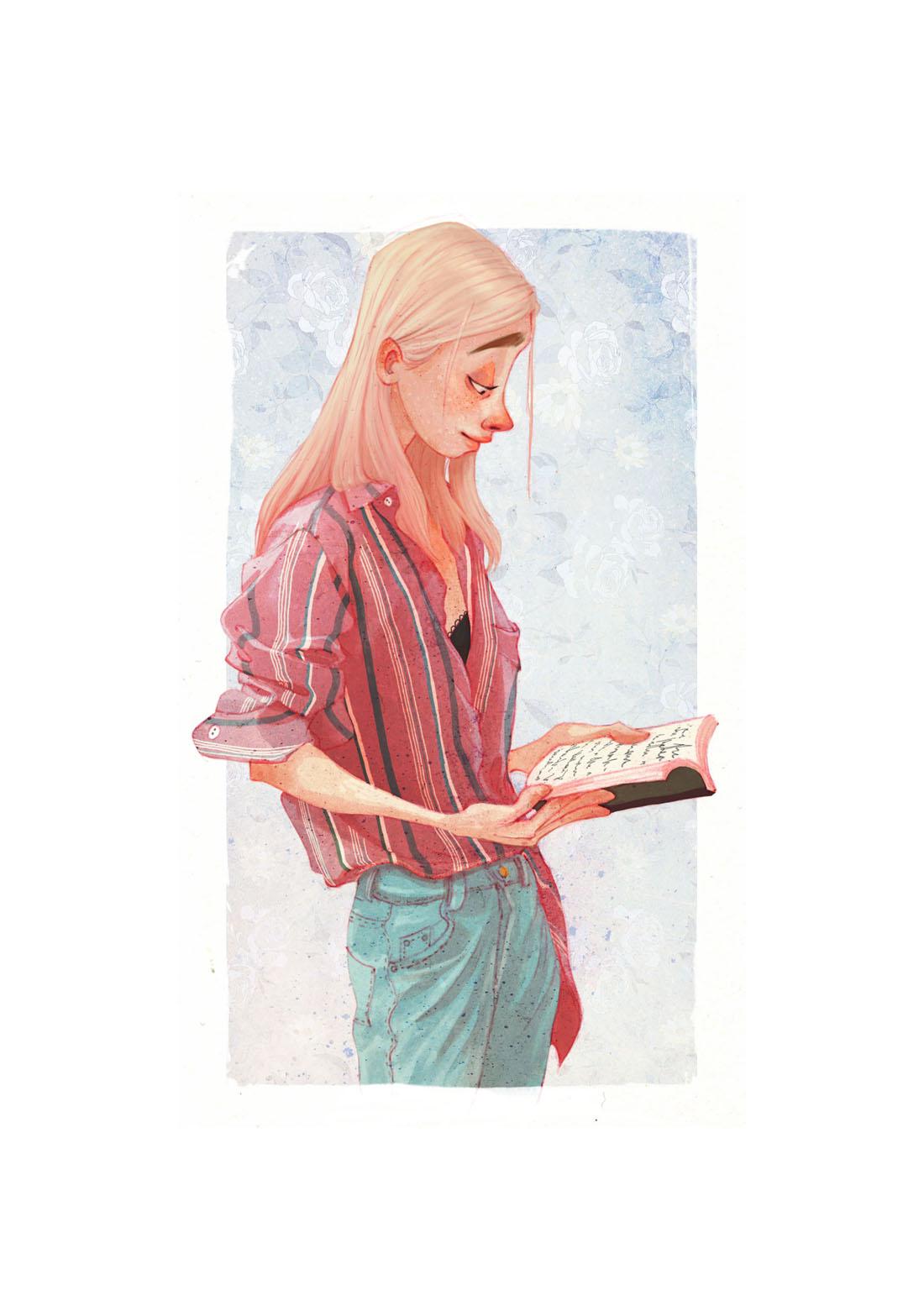 illustration © Amandine Dugon