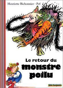 le Retour du Monstre Poilu © Henriette Bichonnier / Pef