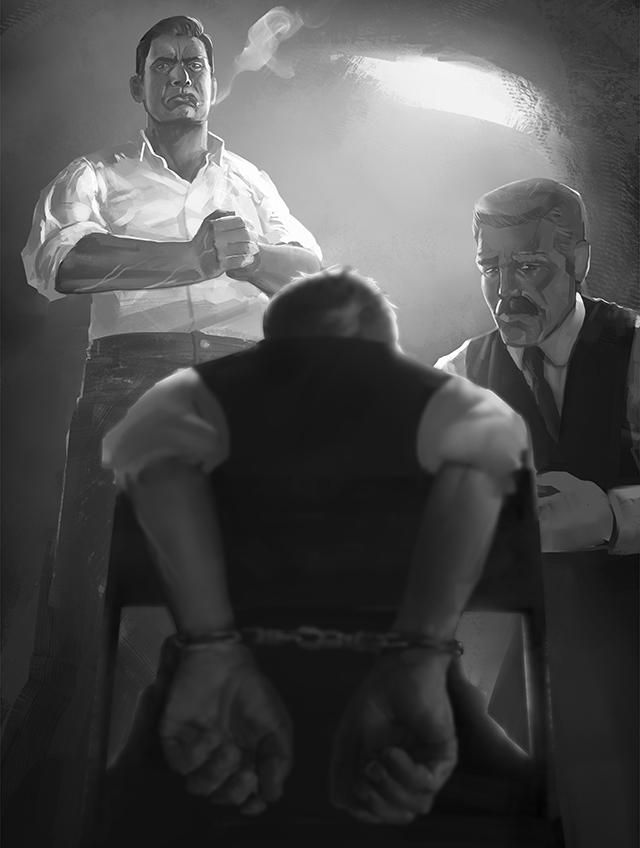 Crimes V2 © Les Ecuries d'Augias