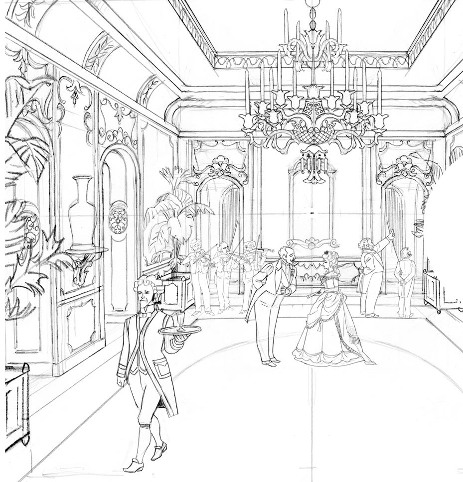 Les Chimères de Vénus, Work in Progress © Etienne Jung