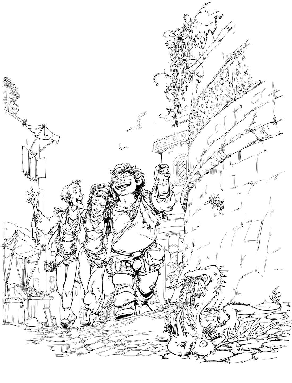 Dragon & Poisons, un trio uni ? © Morse