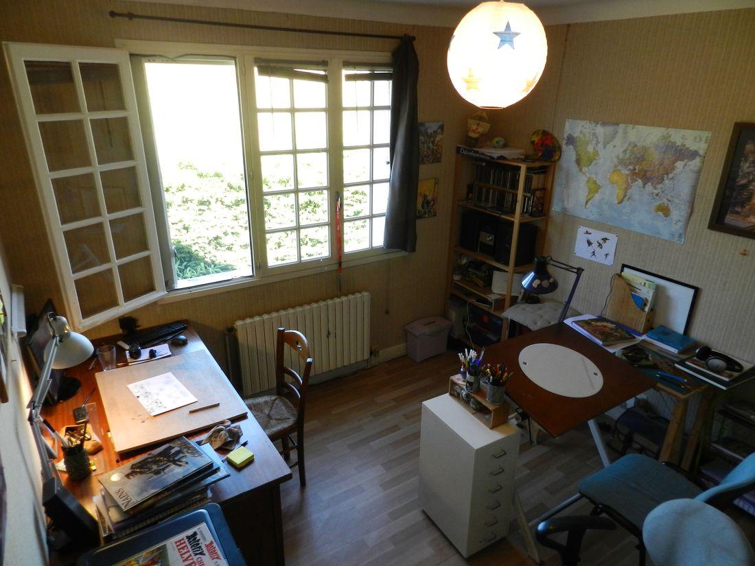 Atelier d'artiste (Jean-Paul Bordier)