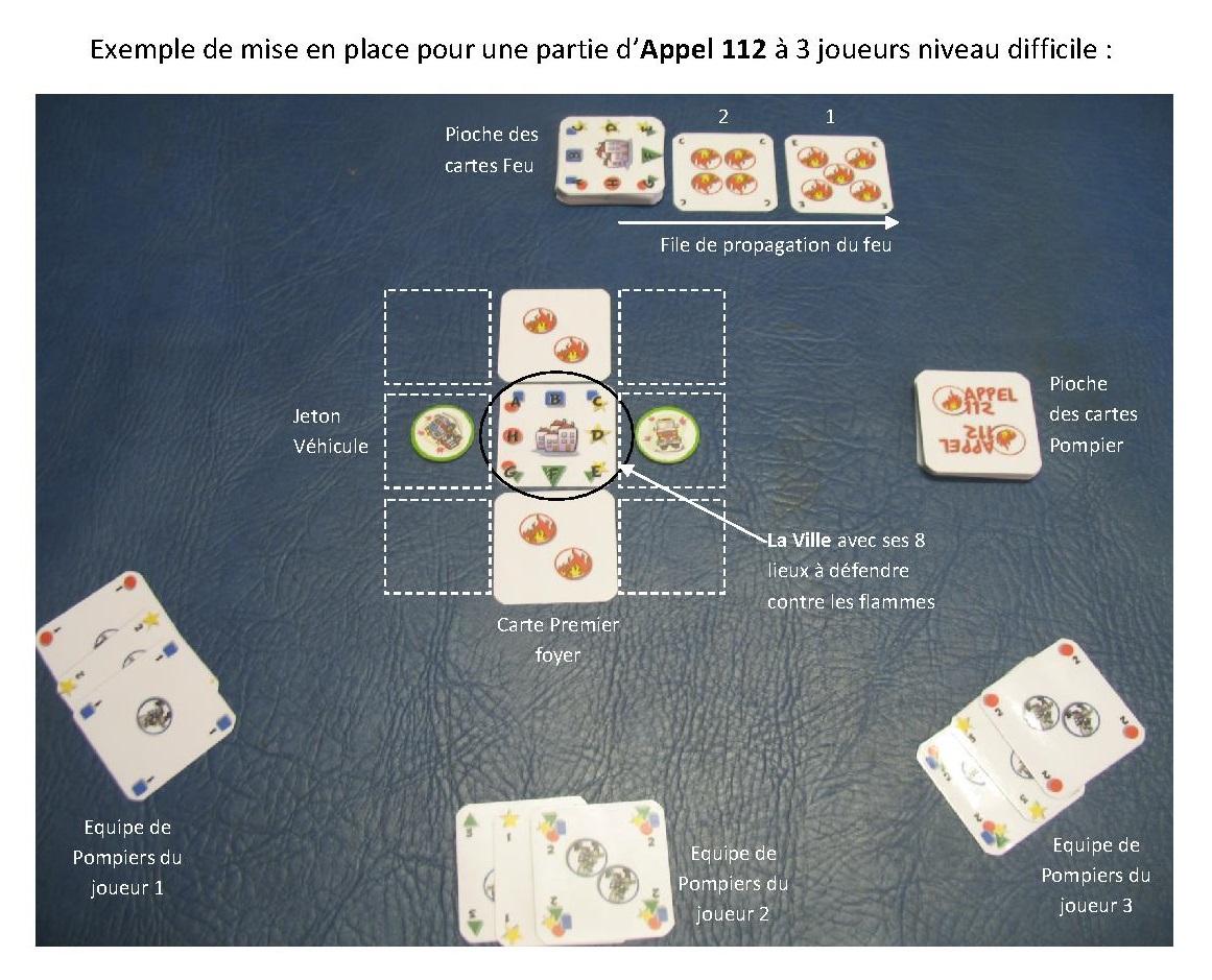 Le prototype du jeu © Caplanne