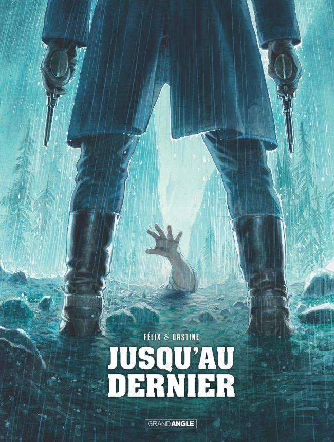 couverture du tirage spécial de Jusqu'au Dernier par la Librairie Bulle © Gastine / Félix