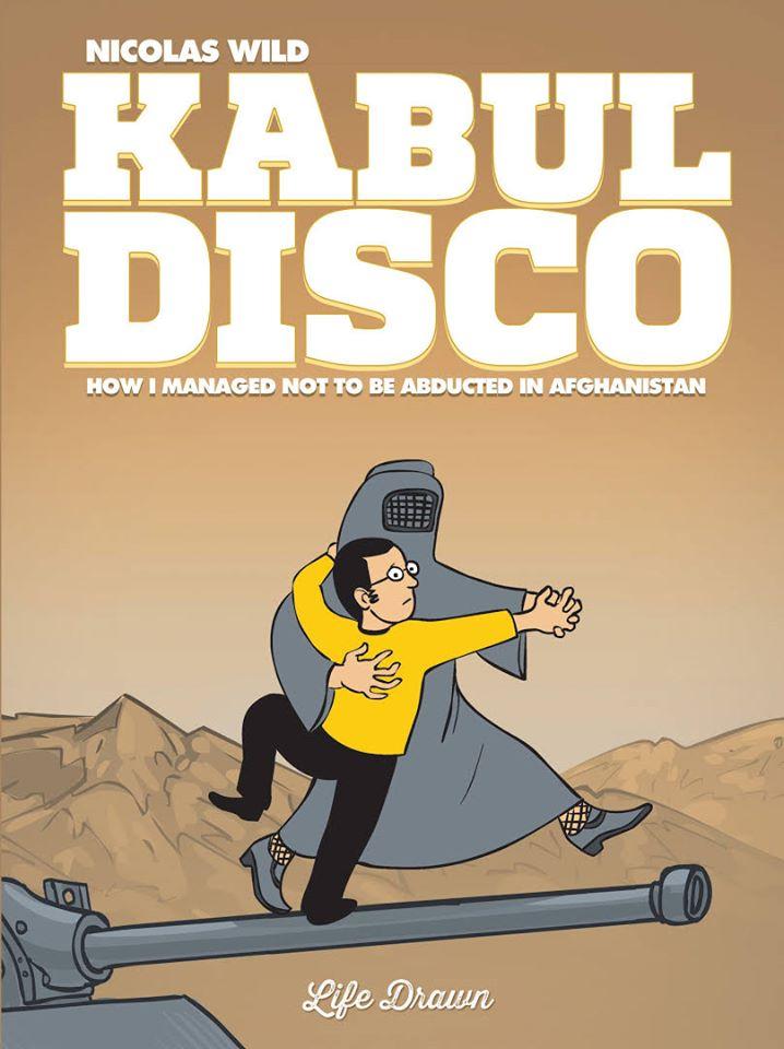 Kaboul Disco de Nicolas Wild