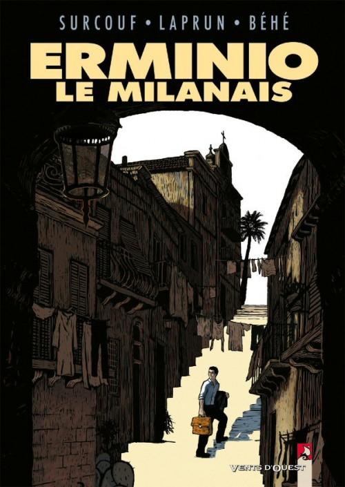 Erminio le Milanais de Amandine Laprun