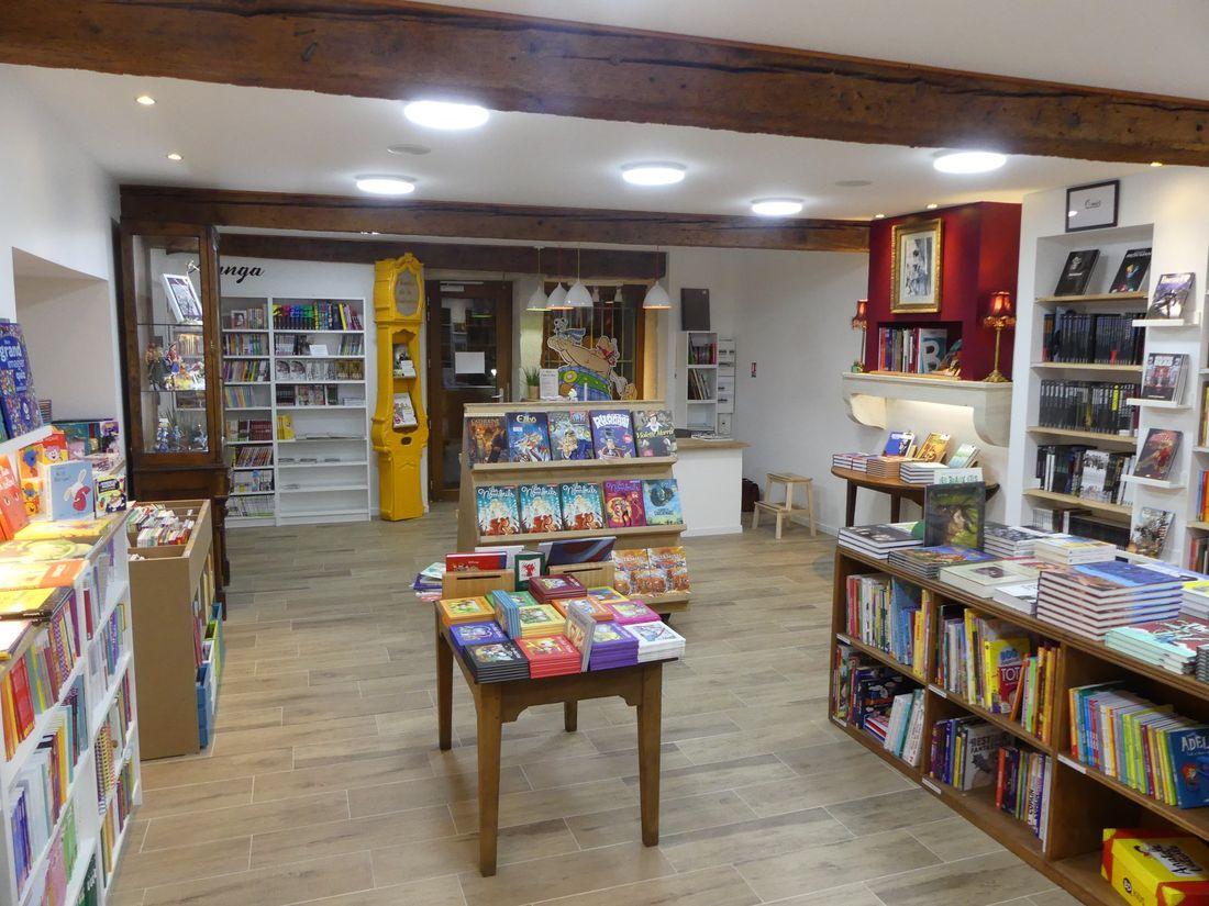 La Boussole, la librairie © La Boussole