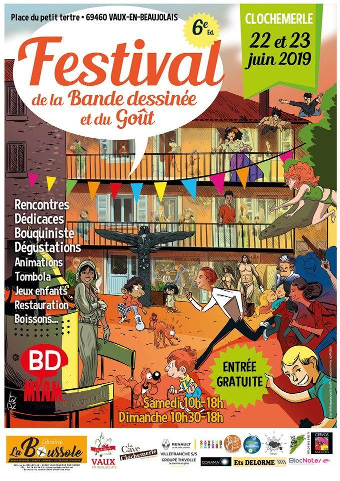 La Boussole, le festival bd maim © La Boussole
