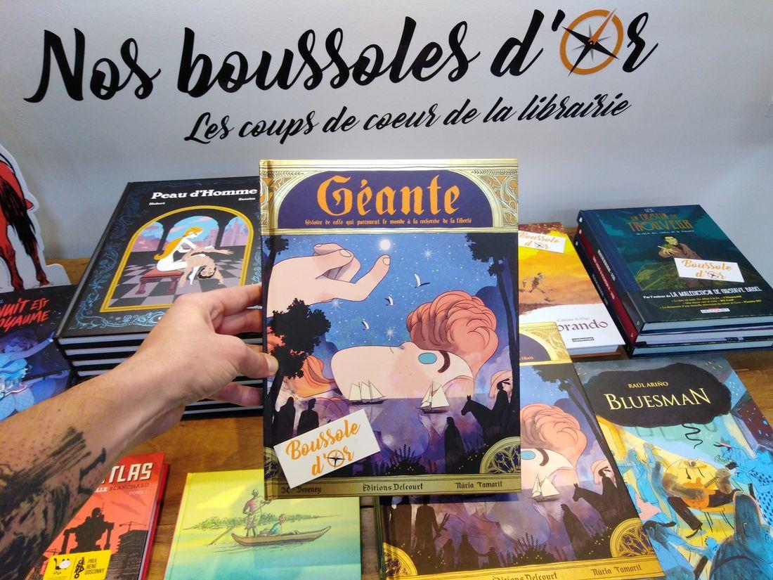 La Boussole, les Boussoles d'Or © La Boussole