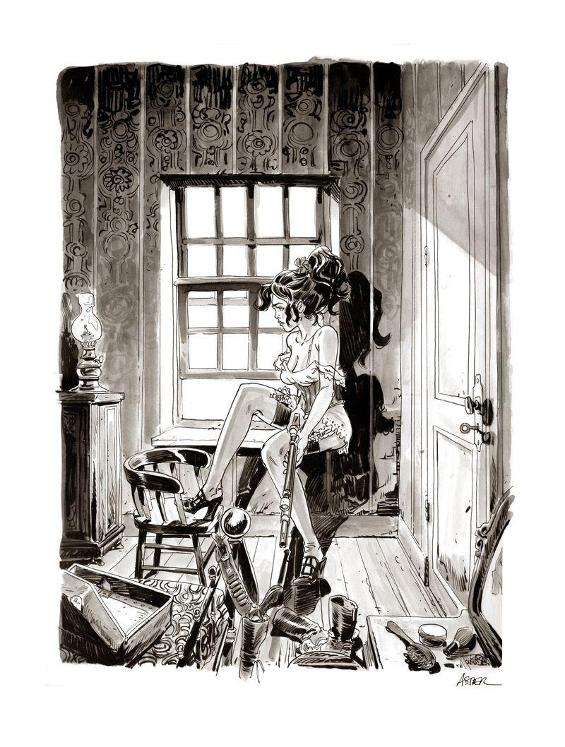La Venin, illustration © Laurent Astier