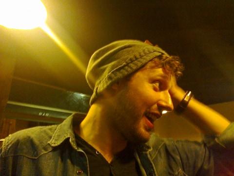Fabien, co-fondateur de Ludum © Ludum