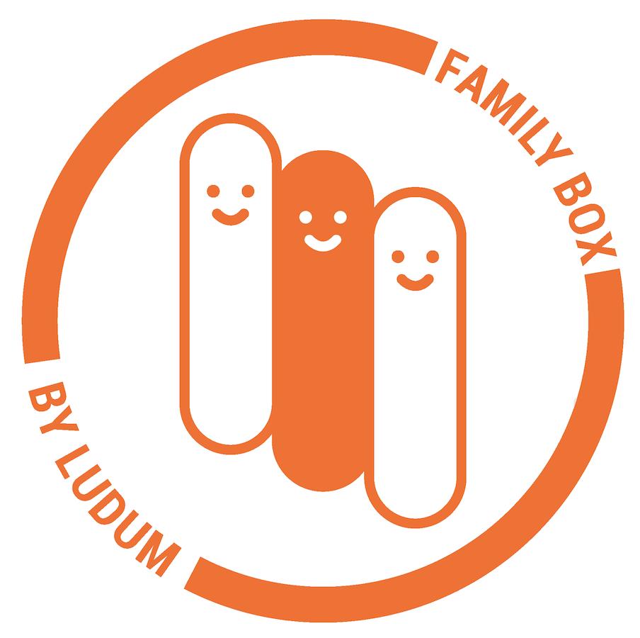 Ludum, tampon Family box © Ludum