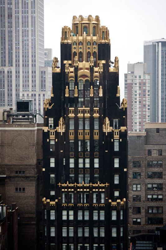 Photo de l'American Radiator Building