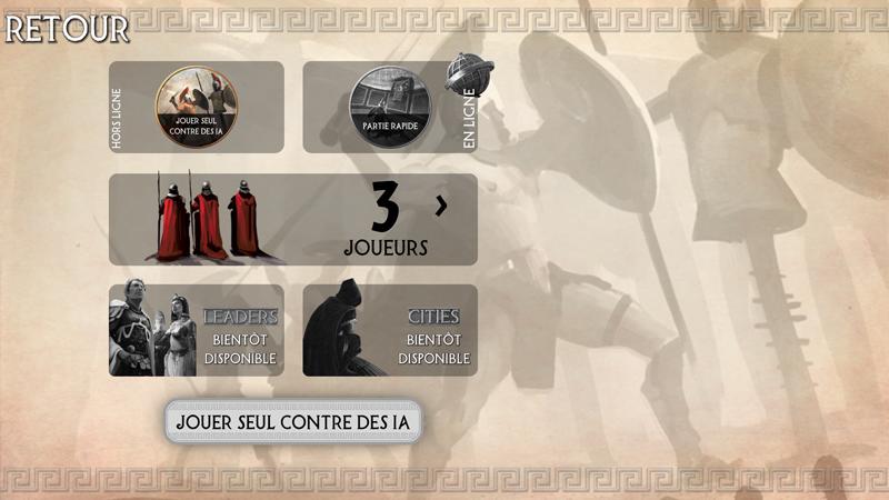 7 Wonders, l'appli, capture d'écran © Repos Prod / Coimbra / Bauza