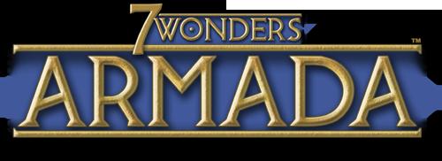7 Wonders - Armada, le logo © Repos Prod
