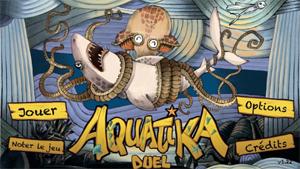 Aquatika, le Duel, partie en cours © l'Art Studio / Jeux FK / Texier / Droit