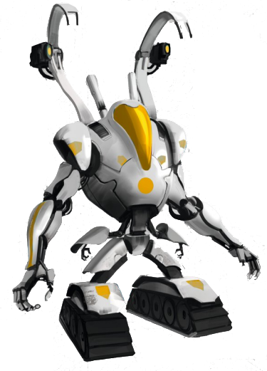 Argo, un sympathique robot © Flatlined games