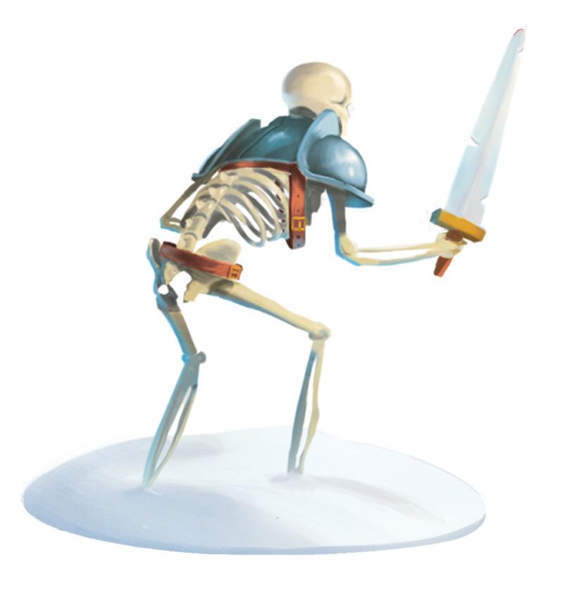 Bad Bones, un mort vivant bélliqueux... © Sit Down