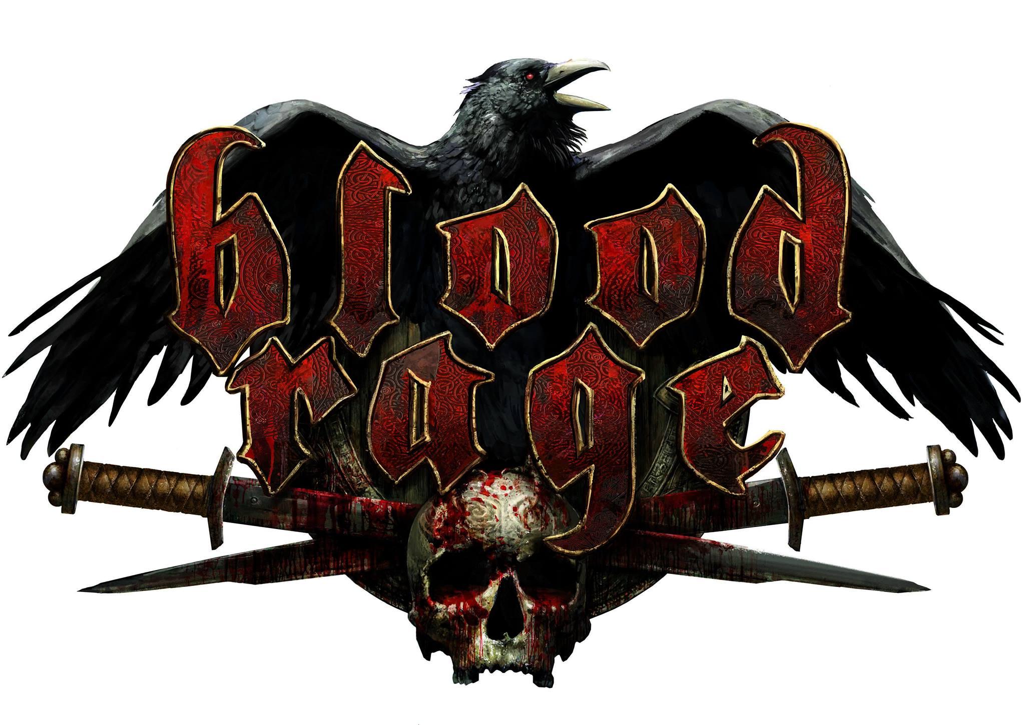 Blood Rage, le logo du jeu © EDGE