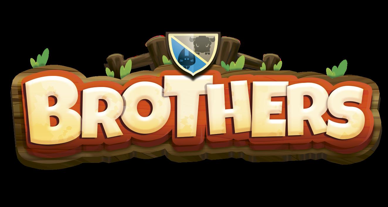 Brothers, le logo © Ankama / Houssin / Boelinger