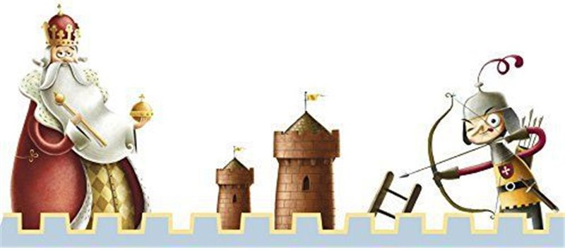 C'est mon fort, visuel © MJ Games / Szymanowicz / Ehrhard