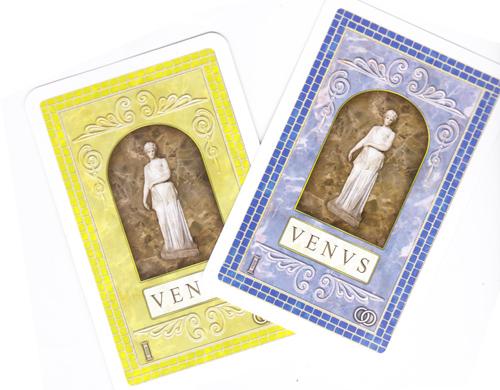 Concordia Venus, le dos des cartes © Matagot