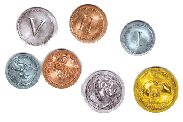 Concordia Venus, Monnaies sonnantes et trébuchantes © Matagot