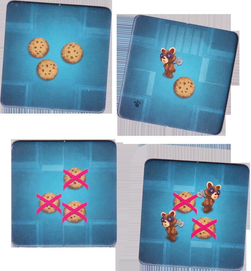 Cookie Addict, tuiles © Lubee