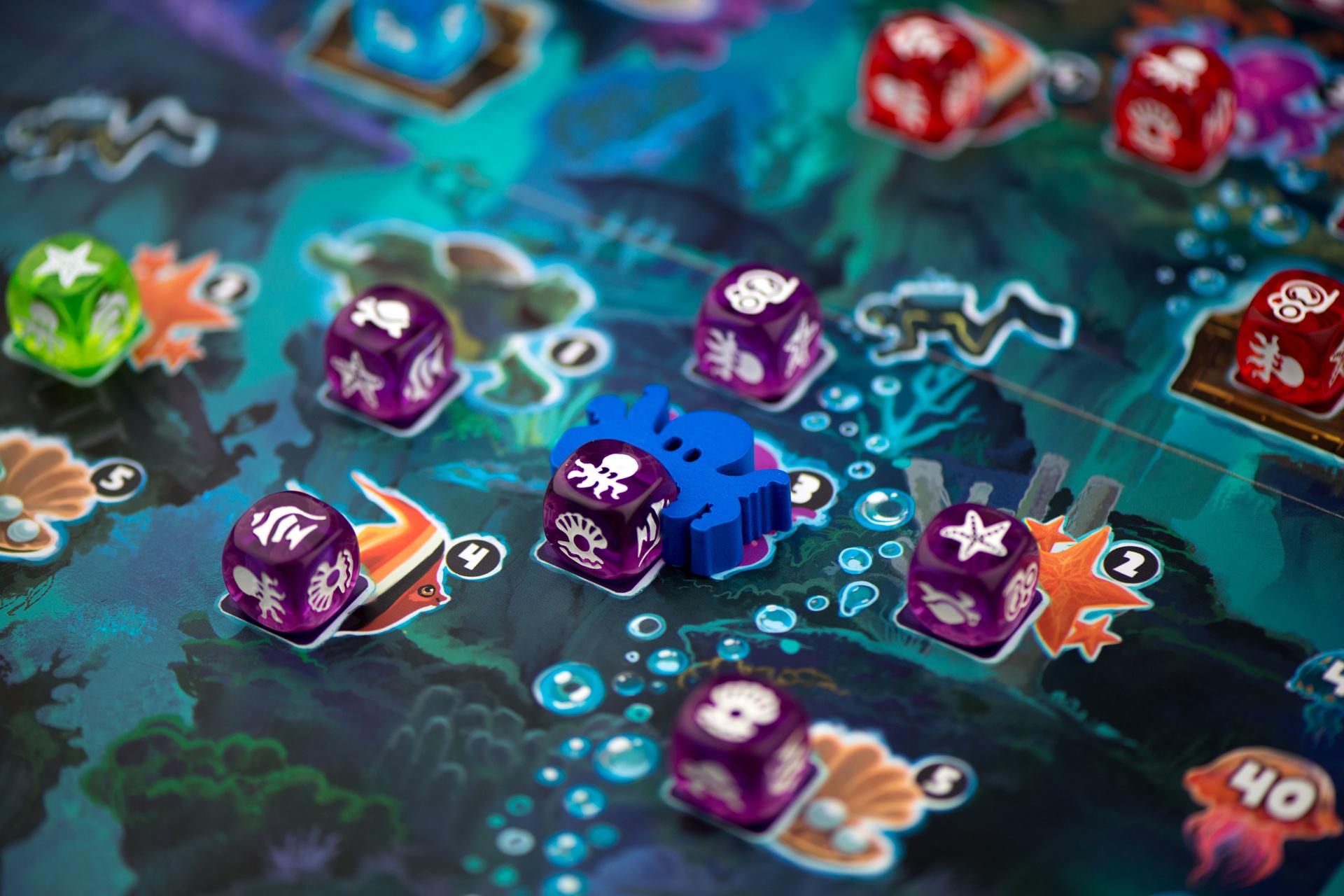 Coralia, de magnifiques récifs © R&R Games / Coimbra / Rieneck