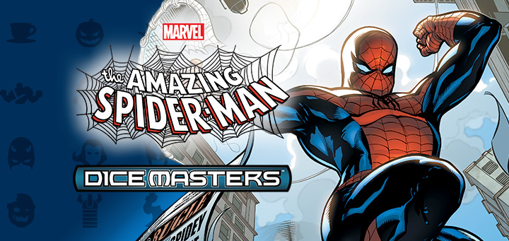 Dice Master, Amazing Spider-Man, visuel © Wizkids