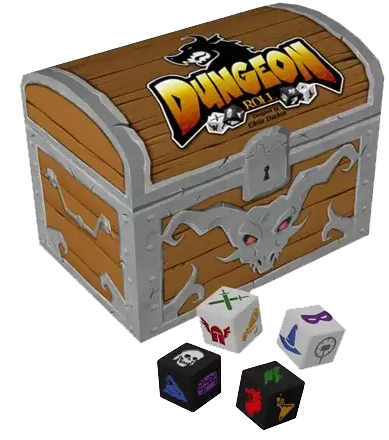 Dungeon Roll, visuel © Edge