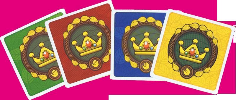 Dwarfs, le dos des cartes... © Mage Company / Brüeh