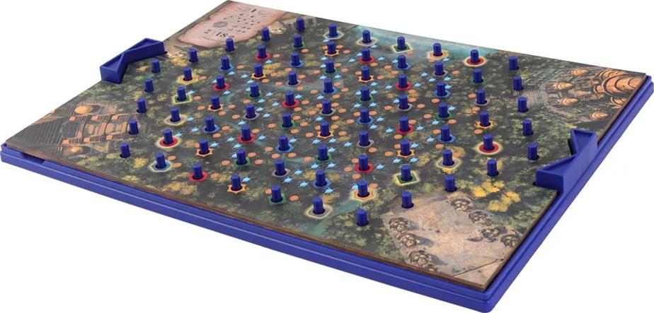 Elastium, le module 3D © Lifestyle Boardgames Ltd / Kahana / Shainin