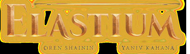 Elastium, le logo du jeu © Lifestyle Boardgames Ltd / Kahana / Shainin