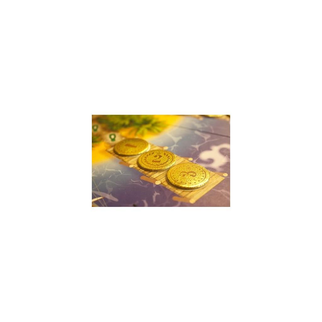 Gold Armada, pour une poignée de doublons! © Tactic / Knizia