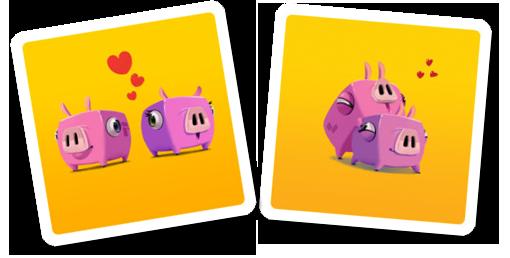 Happy Pigs, Action Reproduction, version soft et cryptée (tuile <s>porno</s>... euh... promo) © Iello / Biboun / Mura