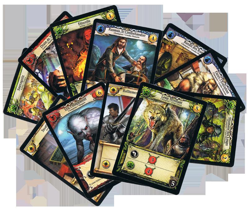 Hero Realms, pour une poignée de cartes... © Iello