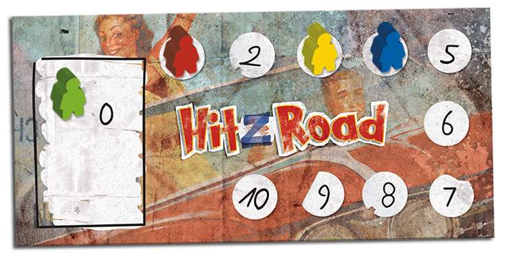 Hit Z Road, le compte tour © Space Cowboys