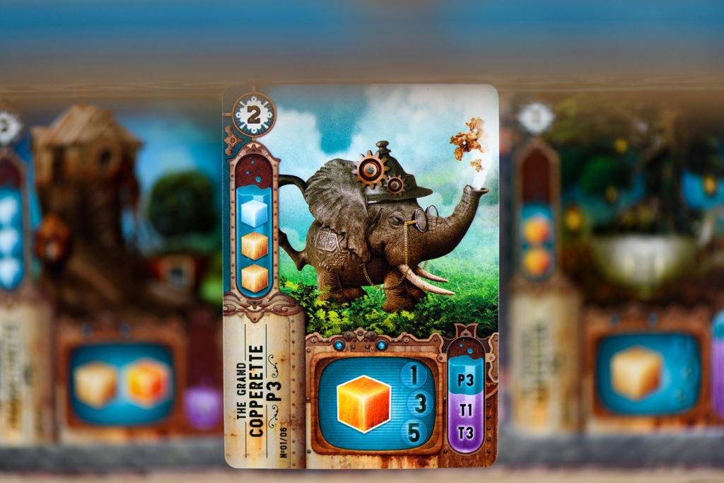 Imaginarium, sublime visuel d'un jeu sublime © Bombyx / Bombastis / Cathala / Sirieix