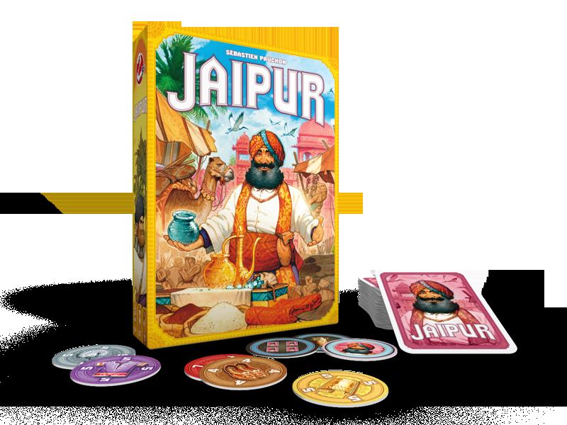Jaipur, visuel © Space Cowboys / Dutrait / Pauchon