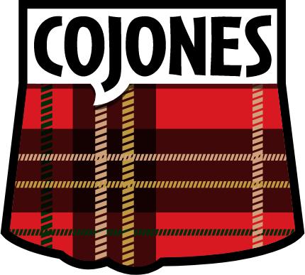 King Size, le logo de l'éditeur © Cojones Prod.