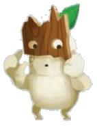Kodama, un Kodama masqué ©  Capsicum Games / Moriya / Solis