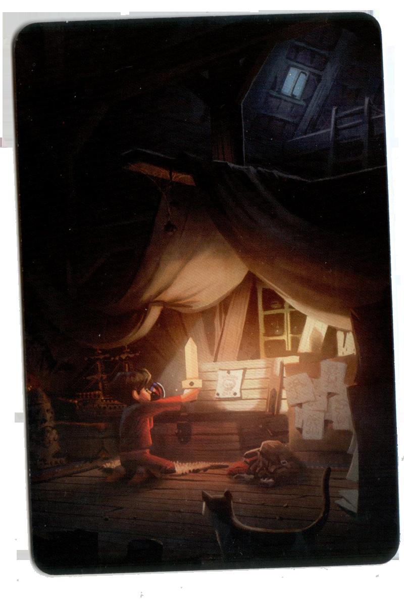La Forêt Mystérieuse, l'aventure commence... © Iello / Lieske /  A.Rossi