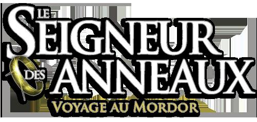 Le Seigneur des Anneaux - Voyage au Mordor, le logo © EDGE
