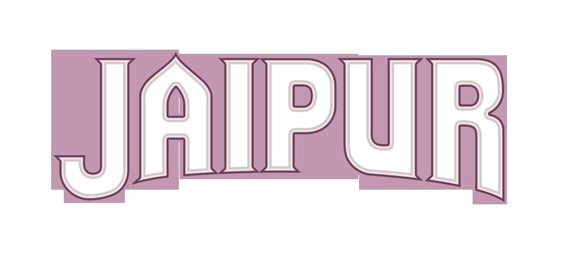 Jaipur, le logo © Space Cowboys / Dutrait / Pauchon