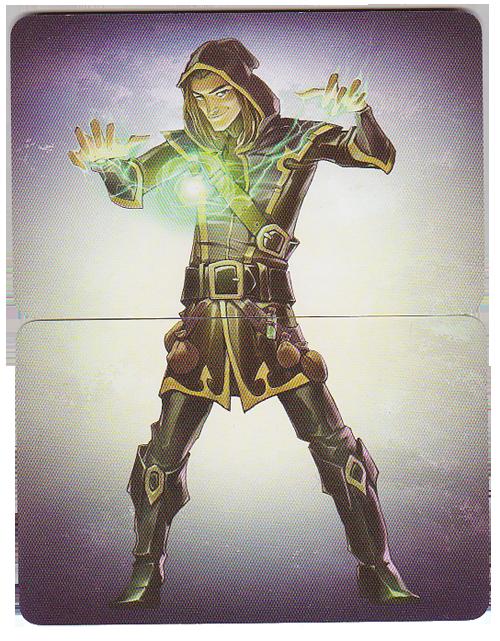 Loser, un apprenti magicien © Lifestyle Boardgames Ltd / Petruk / Dutrait / Cathala