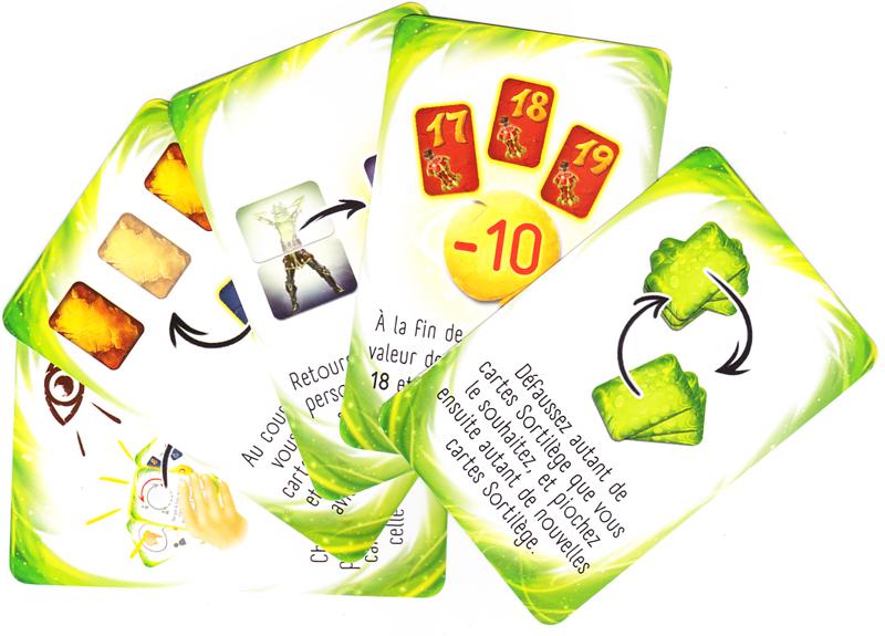 Loser, sortilèges © Lifestyle Boardgames Ltd / Petruk / Dutrait / Cathala