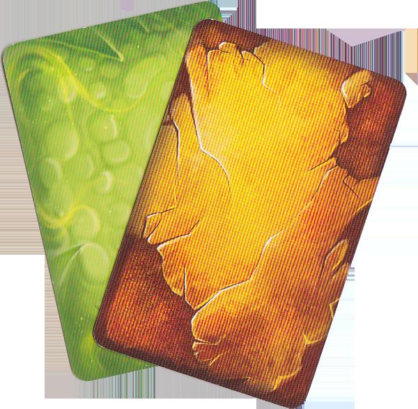 Loser, le dos des cartes © Lifestyle Boardgames Ltd / Petruk / Dutrait / Cathala