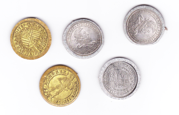 Magnum Opus, des monnaies sonnantes et trébuchantes © Bragelonne / Demaegd / Borg
